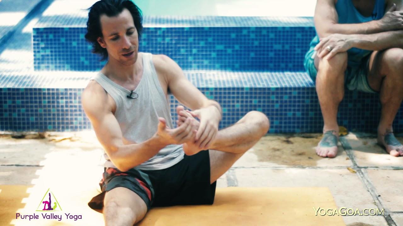 Lotus Posture for Beginners | Padmasana | Ashtanga Yoga