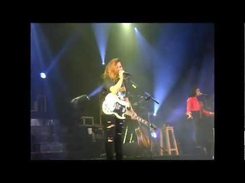 Demi Lovato - La La Land @ Buenos Aires, Argentina 28/4/12