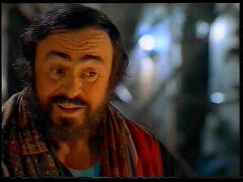 Duetto con Luciano Pavarotti