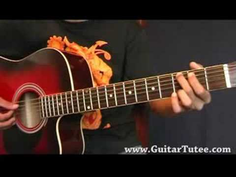 Crazy For You Of Adele By Guitartutee Youtube