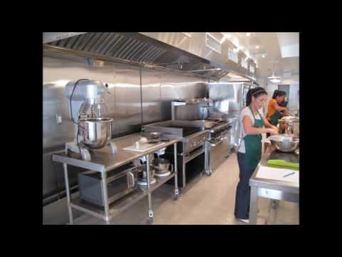 Modular Commercial Kitchen For Small Catering Needs