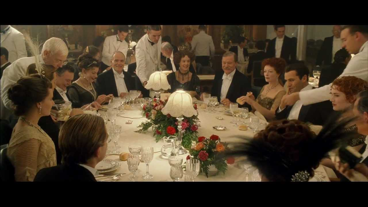 TITANIC 3D OFFICIAL TRAILER (2012) [HD] - YouTube Kate Winslet Titanic