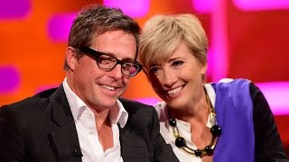 Hugh Grant's first Hollywood audition - The Graham Norton Show: Series 16 Episode 2 - BBC One