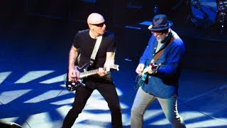 "G3~ 2018~ ""Energy"" &  ""Catbot"" JOE SATRIANI @ Hobby Center for the Performing Arts  Jan 28, 2018"