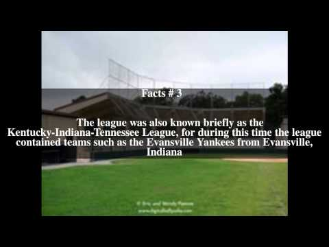 Kentucky-Illinois-Tennessee League Top # 6 Facts