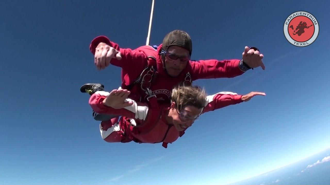 Tandem parachutesprong Texel   Duosprong   Skydive