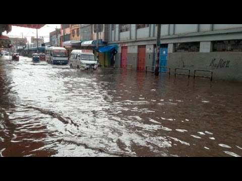 Arequipa: más de 180 casas destruidas por lluvias