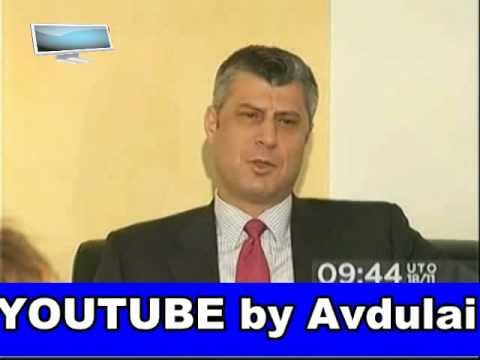 Kryeministri Thaçi , interview  Pjesa 2