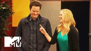 2015 Movie Awards: Winning Is Everything For Amy Schumer & Bill Hader | MTV