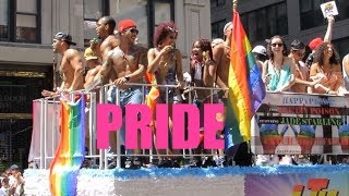 2017 Pride Parade in NYC (Highlights)
