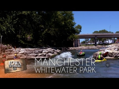Manchester's Whitewater Park