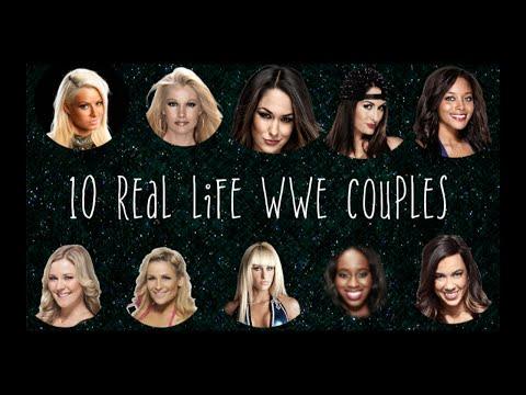 10 Real Life WWE Couples (2015)