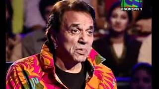 YouTube   Dharmendra On  KBC4  Grand Finale