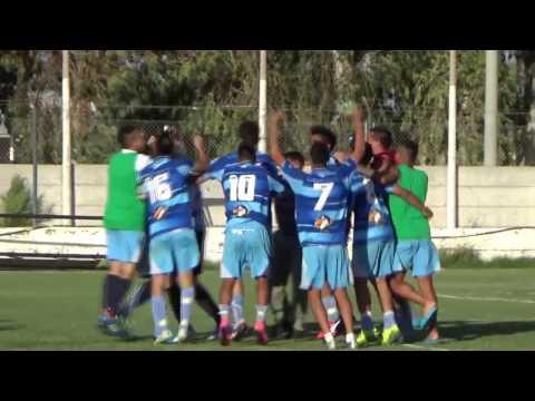 Los Goles de Penal del Club Alianza de Cutral-Có vs Deportivo Rincón