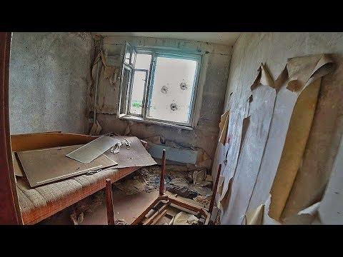 Выстрелы в Припяти. Кто-то ломится в дверь. Я здесь не один