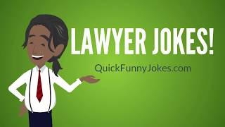 Jokes About Lawyers and the Legal Profession!