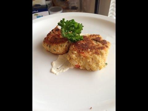 Best vegetarian/vegan crab cake recipe-Made by a real Marylander!