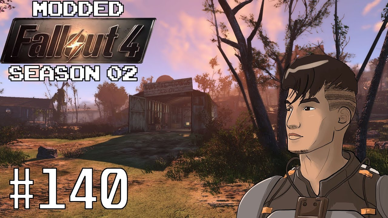 Off Limits | Modded Fallout 4 - S2 #140