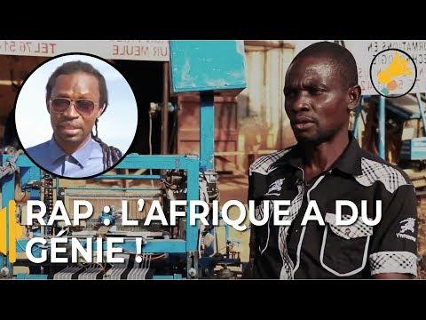 L'Afrique a du génie et ça vaut son rap ! Avec Xuman !