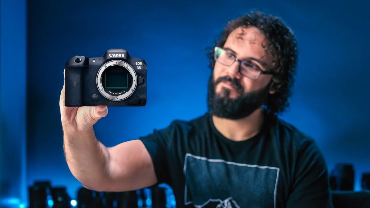 Canon EOS R5 Announced | THIS IS INSANE!