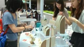 There is a creative buzz in the air at the Hong Kong Cultural Centr...