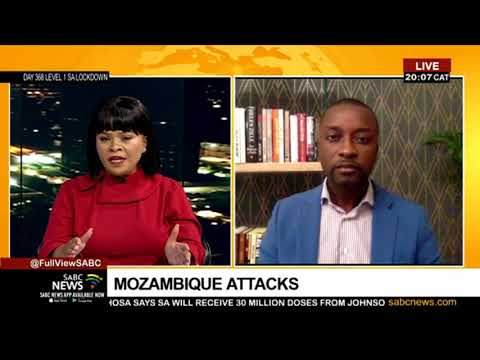 Mozambique Attacks I Minister Pandor weighs in, Sikwani Ncube analyses the situation