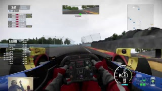 Project Cars 2 Ps4 LiveStream : PITS Indy Cars @ Watkins Glen 90 Minute Endurance Race