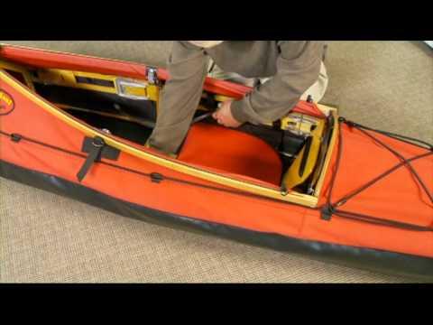 Long Haul Folding Kayaks Sling Seat