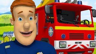 Пожарный Сэм на русском | Конечные герои -  Коллекция спасения 🚒Эпизоды Компиляция 🔥мультфильм