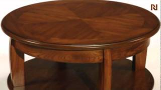 Ascend Round Lift Top Cocktail Table T2083202-00 by Hammary Furniture