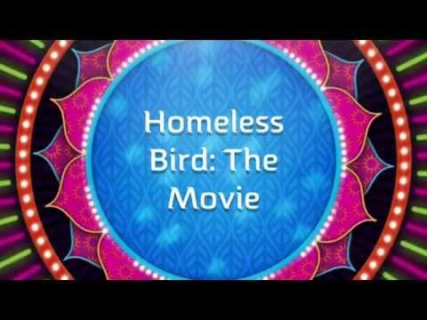Book Trailer: Homeless Bird: The Movie