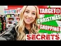 10 Target Christmas Shopping Secrets You Need to Know!