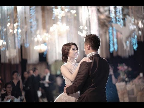 Andre & Monica Wedding Dance Clip | HOTEL MULIA JAKARTA | Dancefirst Indonesia