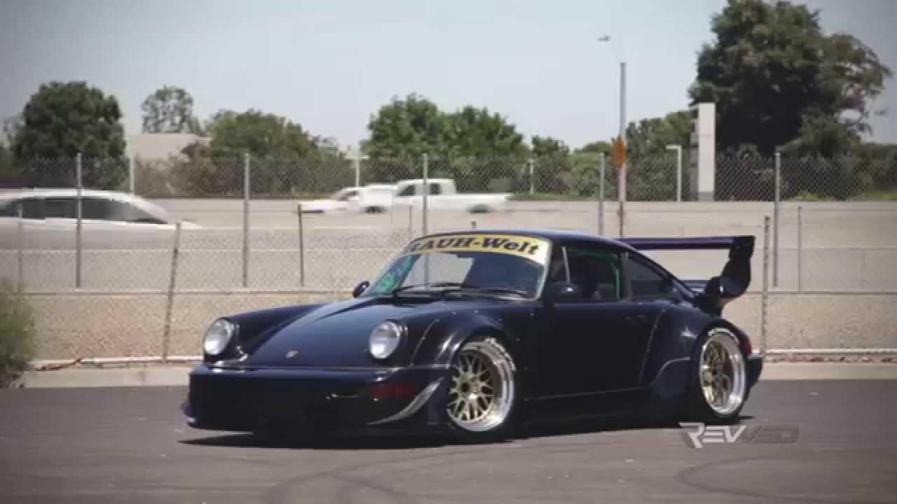 Car Feature Showcase Mark Arcenal S Rwb Porsche 911 964 Youtube