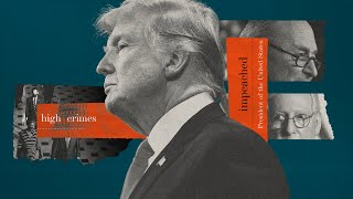 Watch: Day 1 of Donald Trump's Impeachment Trial In Senate | NBC News