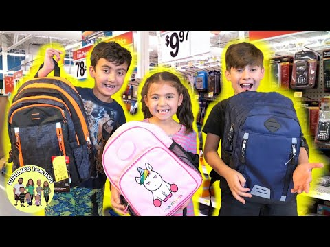 SCHOOL SUPPLIES FOR PARENTS to BUY KIDS | BACK TO SCHOOL SUPPLY SHOPPING HAUL |