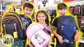 SCHOOL SUPPLIES FOR KIDS | BACK TO SCHOOL SUPPLY SHOPPING HAUL |