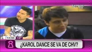¿Es cierto que Karol Dance se va de CHV?