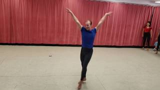Dance Major Solo - Broadway Artists Alliance - Session 3 2018