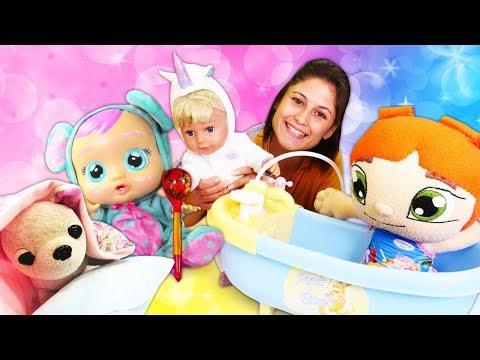 Ayşe, bebek Gül ve Loli ile seçkin bölümler! Bebek bakma ve evcilik oyunları indir
