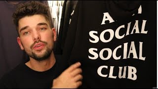 ANTISOCIALSOCIALCLUB EXPOSED!!! My Experience