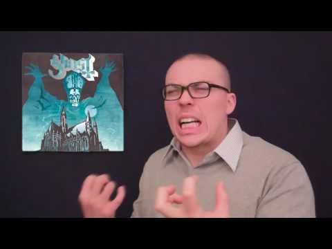 Ghost- Opus Eponymous ALBUM REVIEW