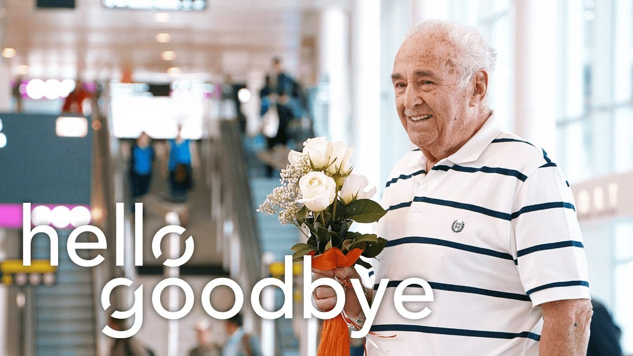 "Finding Young Love In Your Eighties, ""We're 80-year-olds acting like 15-year-olds."" 