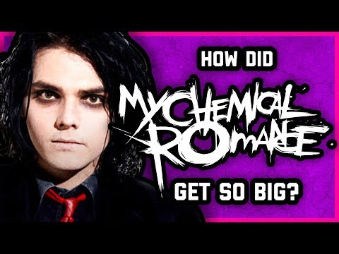 HOW DID MY CHEMICAL ROMANCE GET SO BIG?