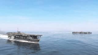 Imperial Japanese Navy's Aircraft Carrier Kaga