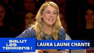 La chanson de Laura Laune pour Laurent Baffie et Thierry Ardisson