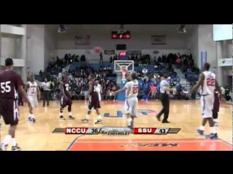 Savannah State University vs North Carolina Central Mens Basketball 2013