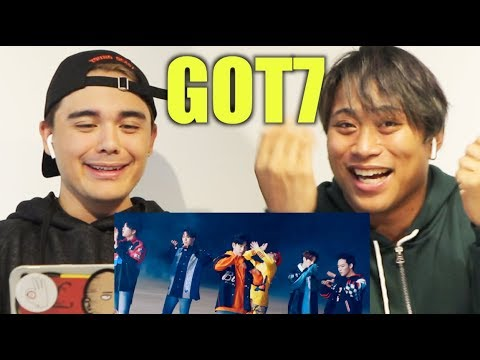 GOT7 - TURN UP MV REACTION WITH JREKML