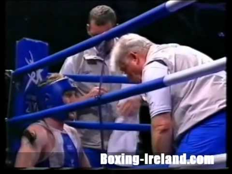 Kenny Anderson vs Adura Olalehin - Commonwealth Games Gold medal winner at Melbourne 2006
