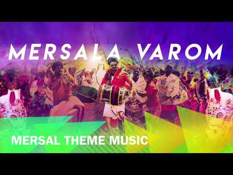 Mersal Theme Music | Vijay | A. R. Rahman | Atlee